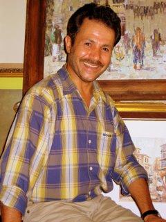 Afghan Artist Abdul Humdard