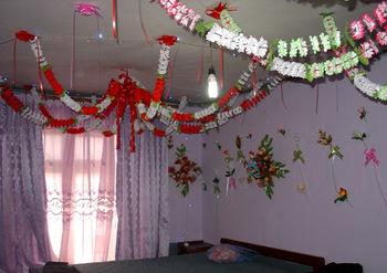Afghan Bridal Chamber