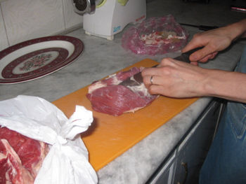 Beginning Meat Cleaning