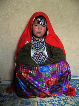 afghan child bride