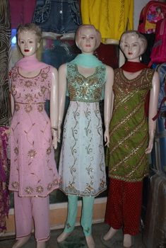 afghanistan clothing
