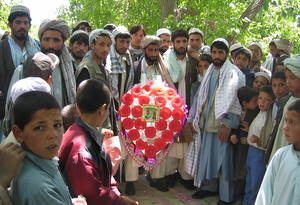 Where can I get info on Muslim wedding rituals and traditions in Afghanistan?