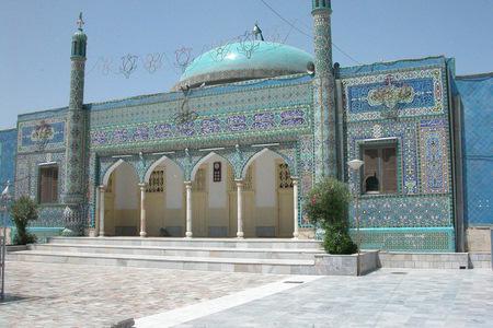 Mazar Blue Mosque