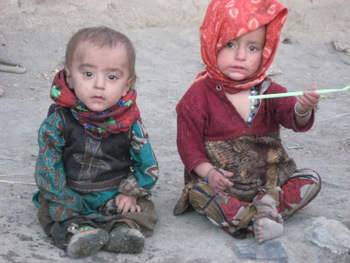 Wakhan Corridor Children