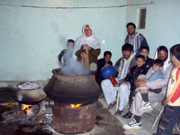 Afghan Cooking