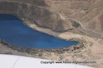 Band-e-Amir lake