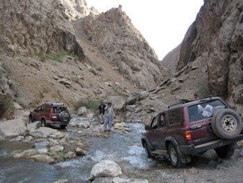 afghan road trip