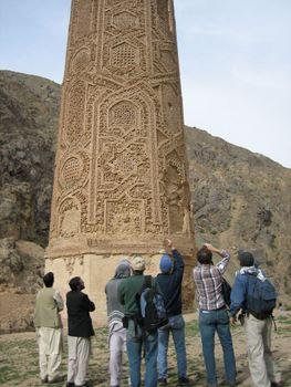 Minaret close