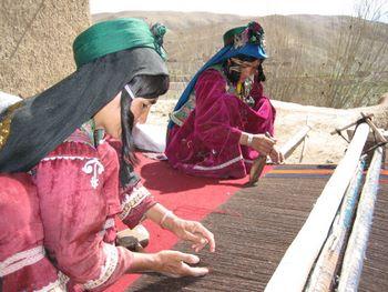 Afghan ladies