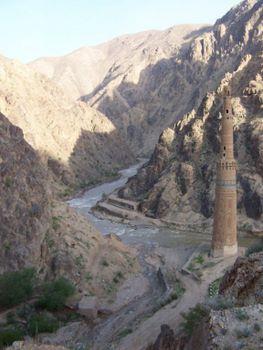Minaret of Jam valley