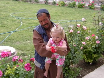 Living in Afghanistan with Baby