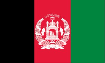 Afghanistan Flag Colors Meaning