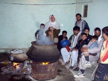 Afghan Cooking
