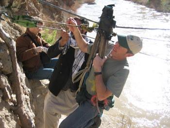 zipline in Afghanistan