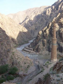 Minaret of Jam valley